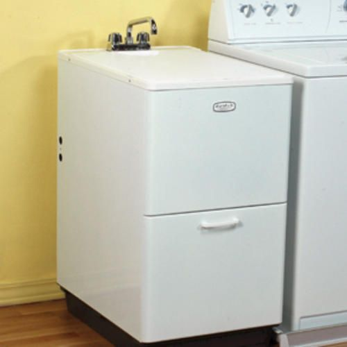 mustee duratub 28 in x in x 35 laundry tubslaundry - Laundry Tubs