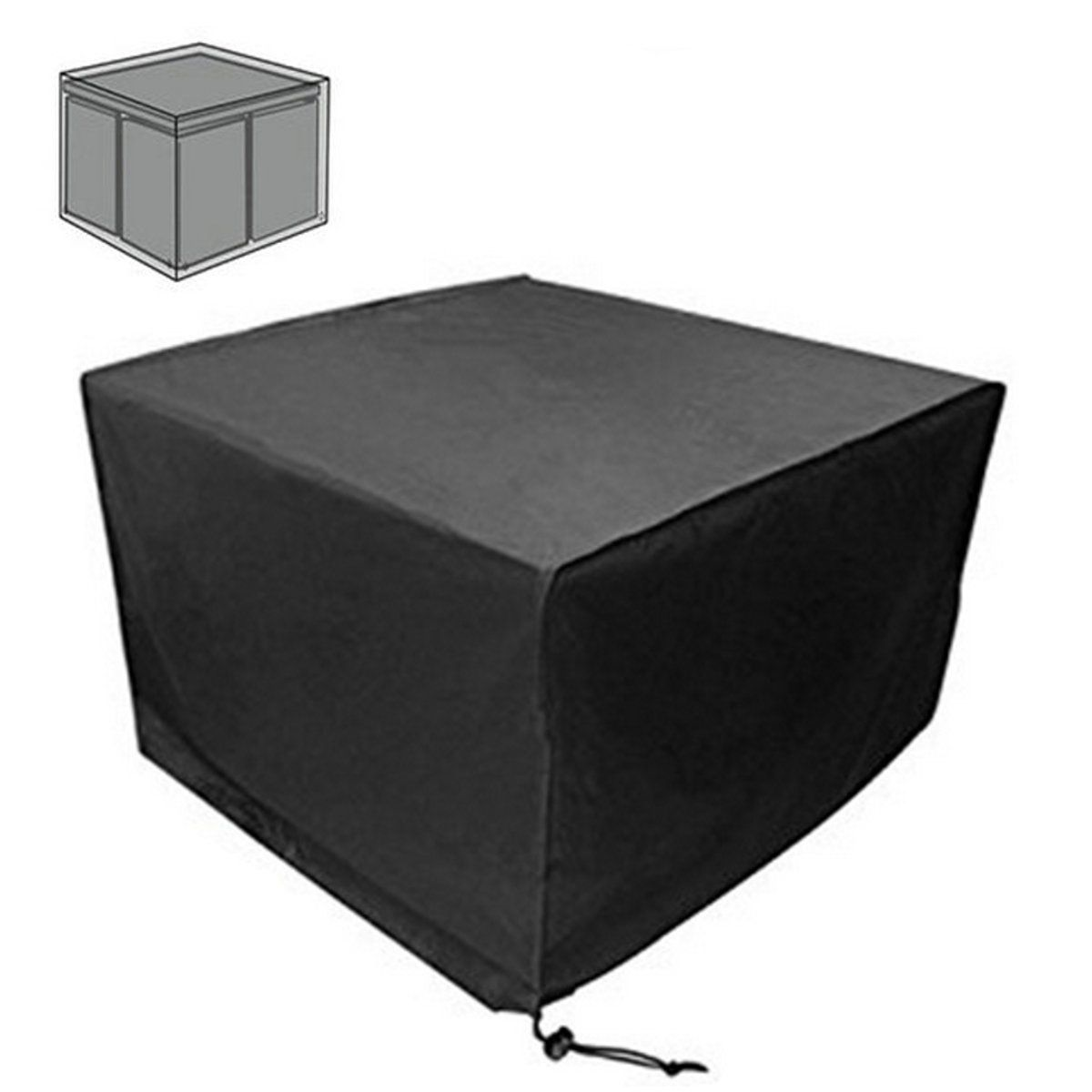 Recogida Muebles Pu?ol - Ipree 160x160x84cm Al Aire Libre Patio De Jard N Impermeable Cube [mjhdah]https://i.pinimg.com/736x/6a/df/27/6adf27460b0c6130a83f597d9a6757a7.jpg
