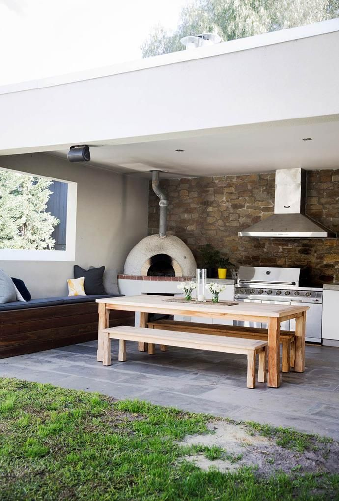 12 Outdoor Kitchen Ideas That Will Inspire You To
