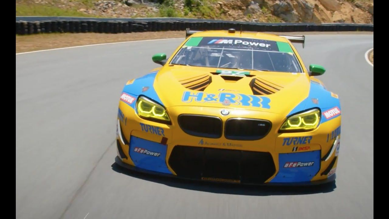 BMW M6 GT3 Racecar and Turner Tuned M6 -- /TUNED
