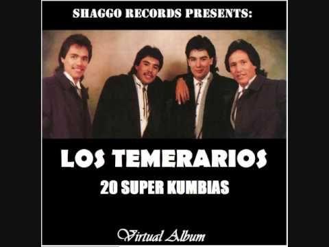 LOS TEMERARIOS- CONOCERTE.. - YouTube