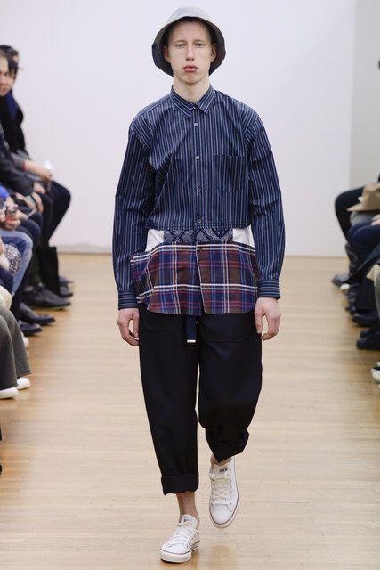 Comme des Garçons Shirt, Look #23