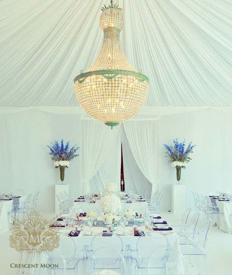 One Of Our Giant Chandeliers The Largest For Hire In The Uk