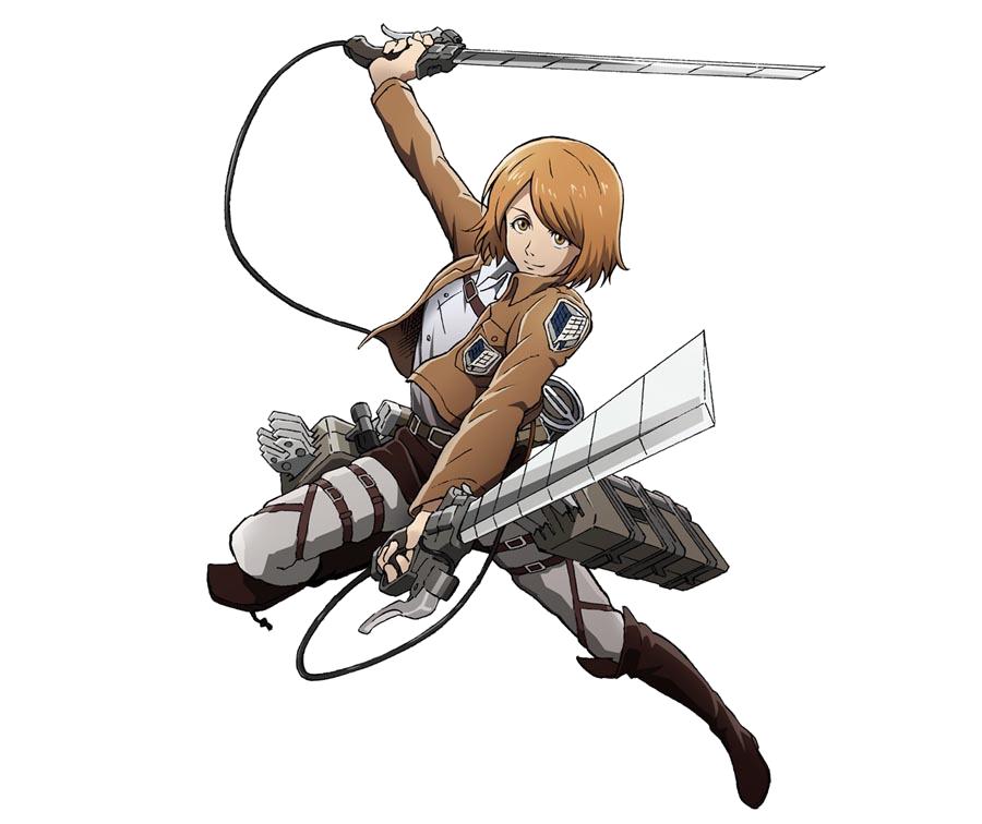 Petra Ral Render By Yusunnie On Deviantart Attack On Titan Art Attack On Titan Season Attack On Titan Anime