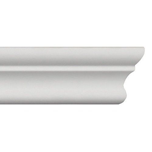 48 Ft Of 3 5 Fairchild Foam Crown Molding Room Kit W Precut Corners On End Of Lengths Available In With Images Easy Crown Molding Foam Crown Molding Bathroom Towel Decor