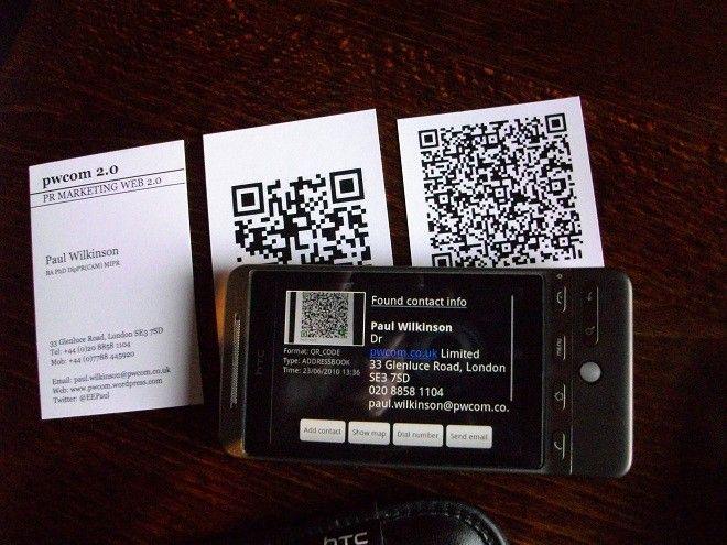 Cuatro apps para dejar de coleccionar tarjetas de presentacion