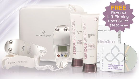 Apologise, but, Facial microcurrent system toning