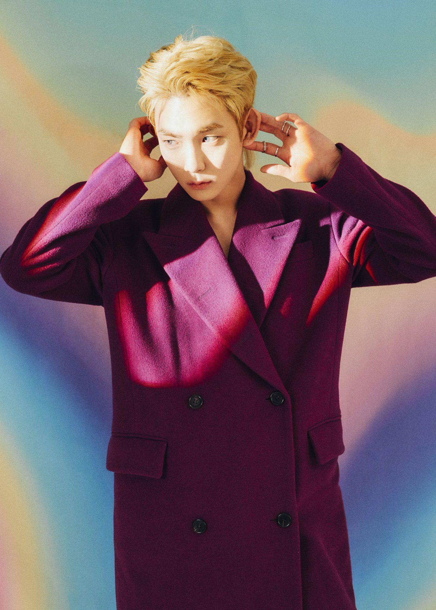 KEY 키 The 1st Repackage Album 'I Wanna Be' 🎧 2019 03 04  12PM (KST