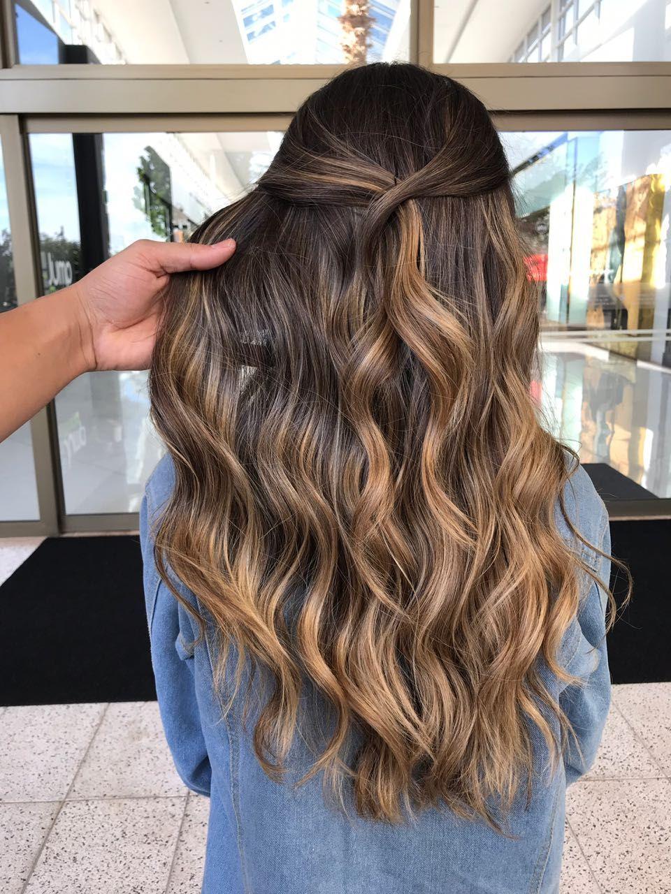 Pin Von Marissa Vallia Auf Holy Hair Haare Balayage Frisuren