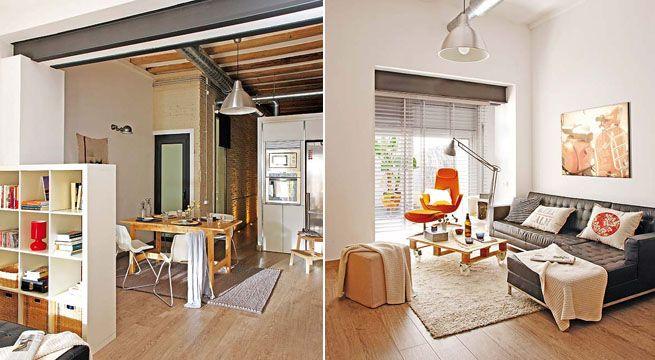 Peque o apartamento grandes recursos ambientes peque os for Muebles para apartamentos pequenos