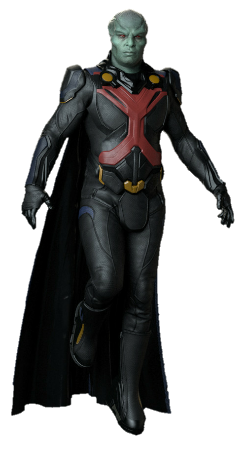 Supergirl Martian Manhunter Png By Metropolis Hero1125 The Martian Martian Manhunter Supergirl