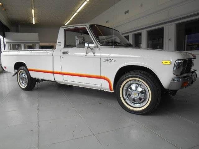 1978 Chevrolet Luv Truck Mikado Camionetas Chevy Auto Electrico