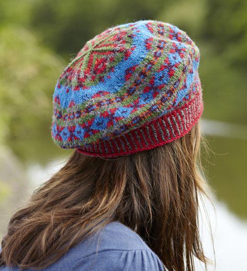 Masterclass: Design your own Fair Isle hat, part 3   The Yarn Loop ...