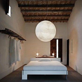 34bb57362b Moormann - Siebenschläfer Bett mit Kopfteil - weiß/160x200cm/ohne  Lattenrost und Matratze