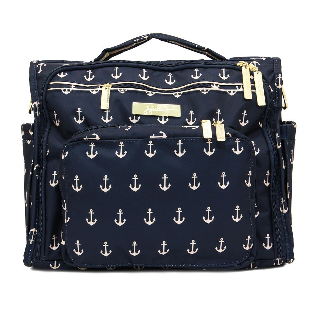 Anchor Diaper Bag From Ju Be Nautical Collection