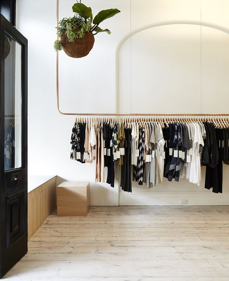 Wardrobe Racks Hanging Clothes Rack From Ceiling Mounted Rod Rail Astounding