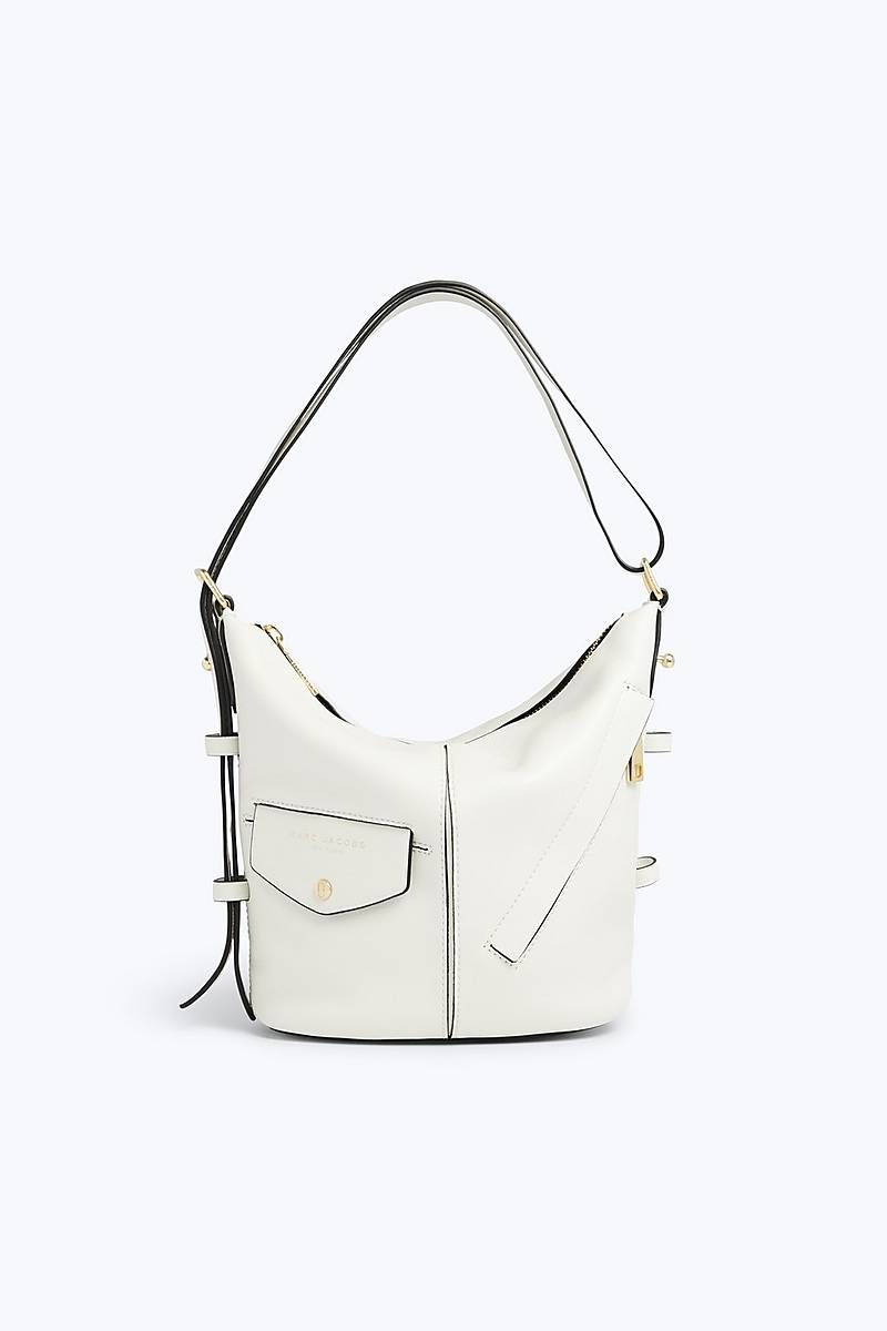 8b882dc46c457 Marc Jacobs The Mini Sling Bag in White Glow | Marc Jacobs Bags ...