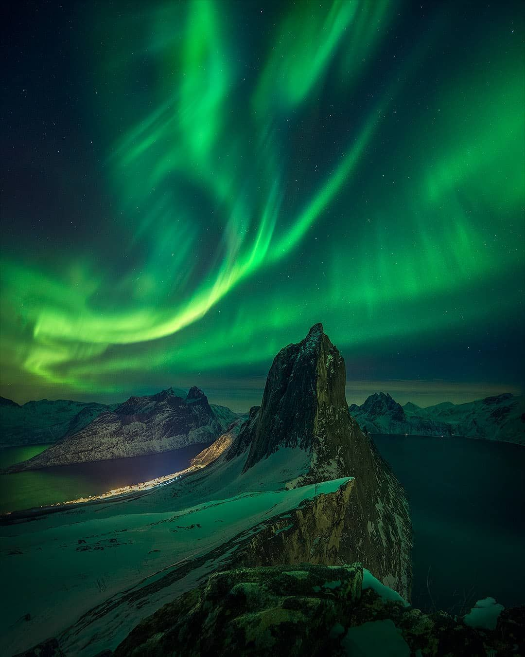 Who Doesn T Love A Great Shot Of The Northern Lights In