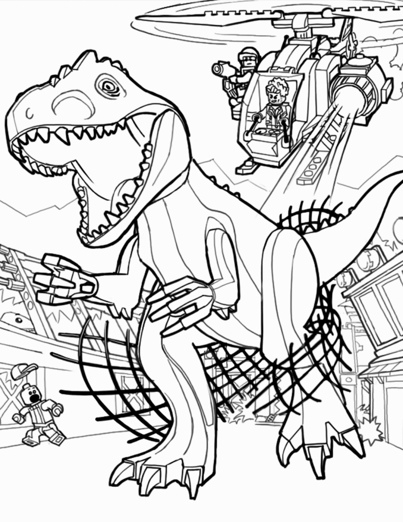 Jurassic World Coloring Pages Best Coloring Pages For Kids Lego Coloring Pages Dinosaur Coloring Pages Lego Coloring