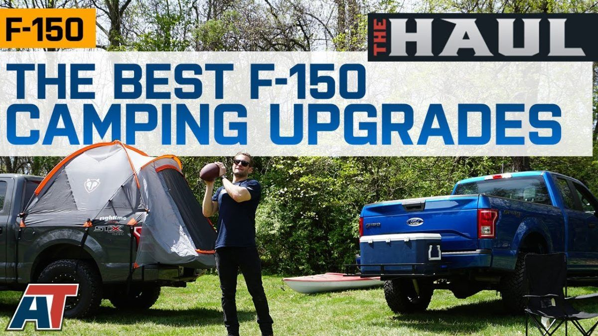 The Best Ford F 150 Camping Updates Camping Ford Motor Company Ford F150