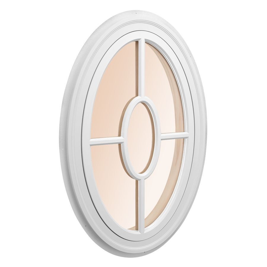 Delorme Designs I Ll Take An Oval Window To Go Please Oval Window Window Trim Exterior Door Design Interior