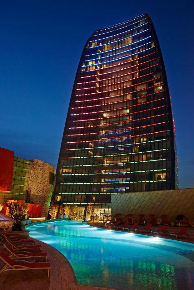 Fairmont Baku Hotel Baku Hotels Fairmont Baku Baku City
