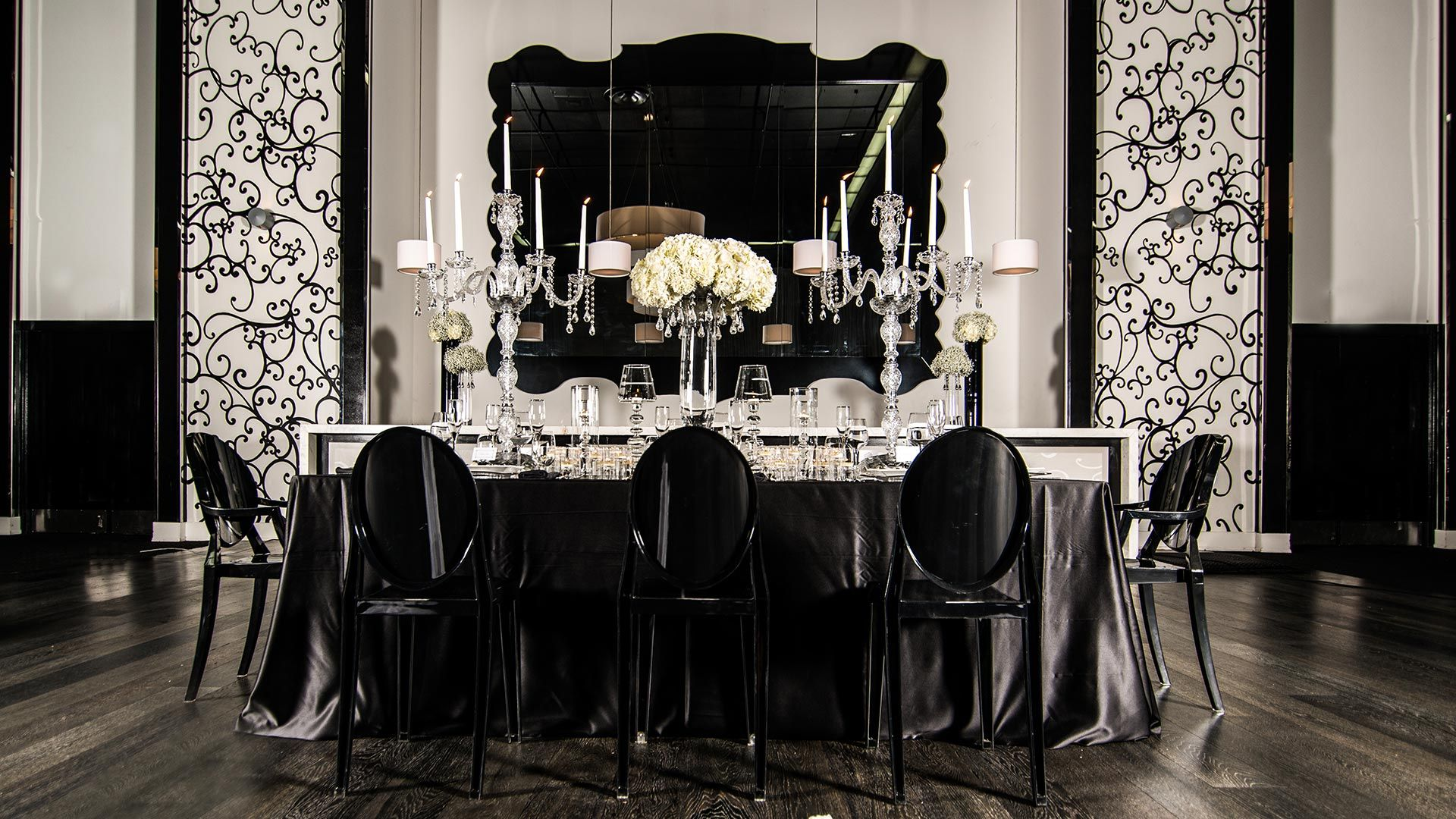 Image Result For Ghost Chair Black