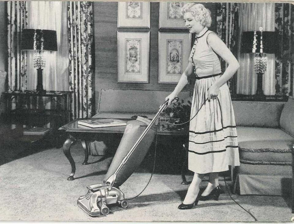 The Kirby 516 Vacuum Cleaner Was Produced From 1956 1957 Vintage Vacuum Cleaner Kirby Vacuum Vacuums