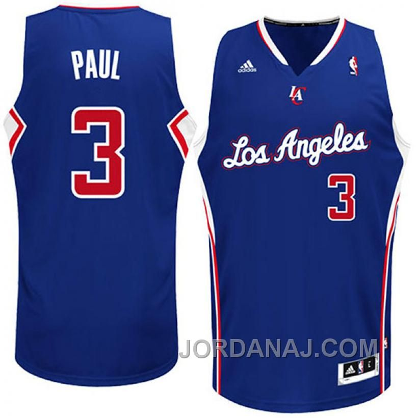 7aeda81e7 ... Buy Hot Chris Paul Los Angeles Clippers Revolution 30 Swingman Blue  Jersey from Reliable Hot Chris LA Clippers Shop nba Los Angeles Clippers 3  ...