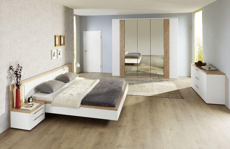 Schlafzimmer Belaro von Nolte Möbel in weiß Eiche Möbel Letz - nolte m bel schlafzimmer