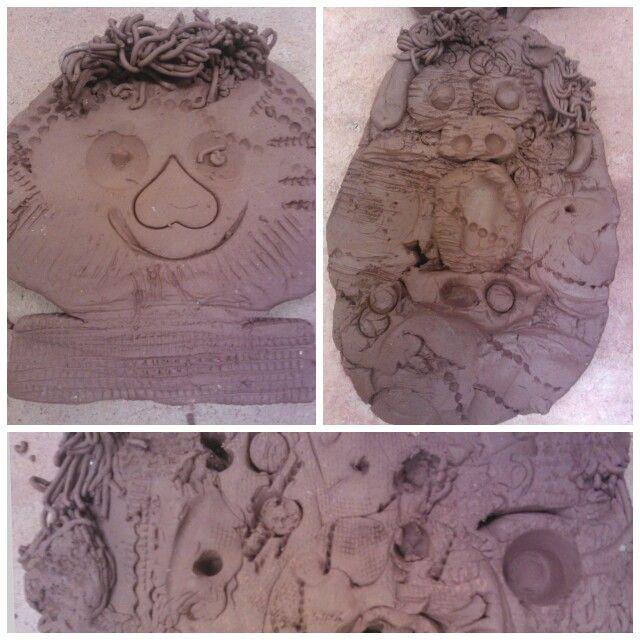Savitöitä - naamoja ja muotoja