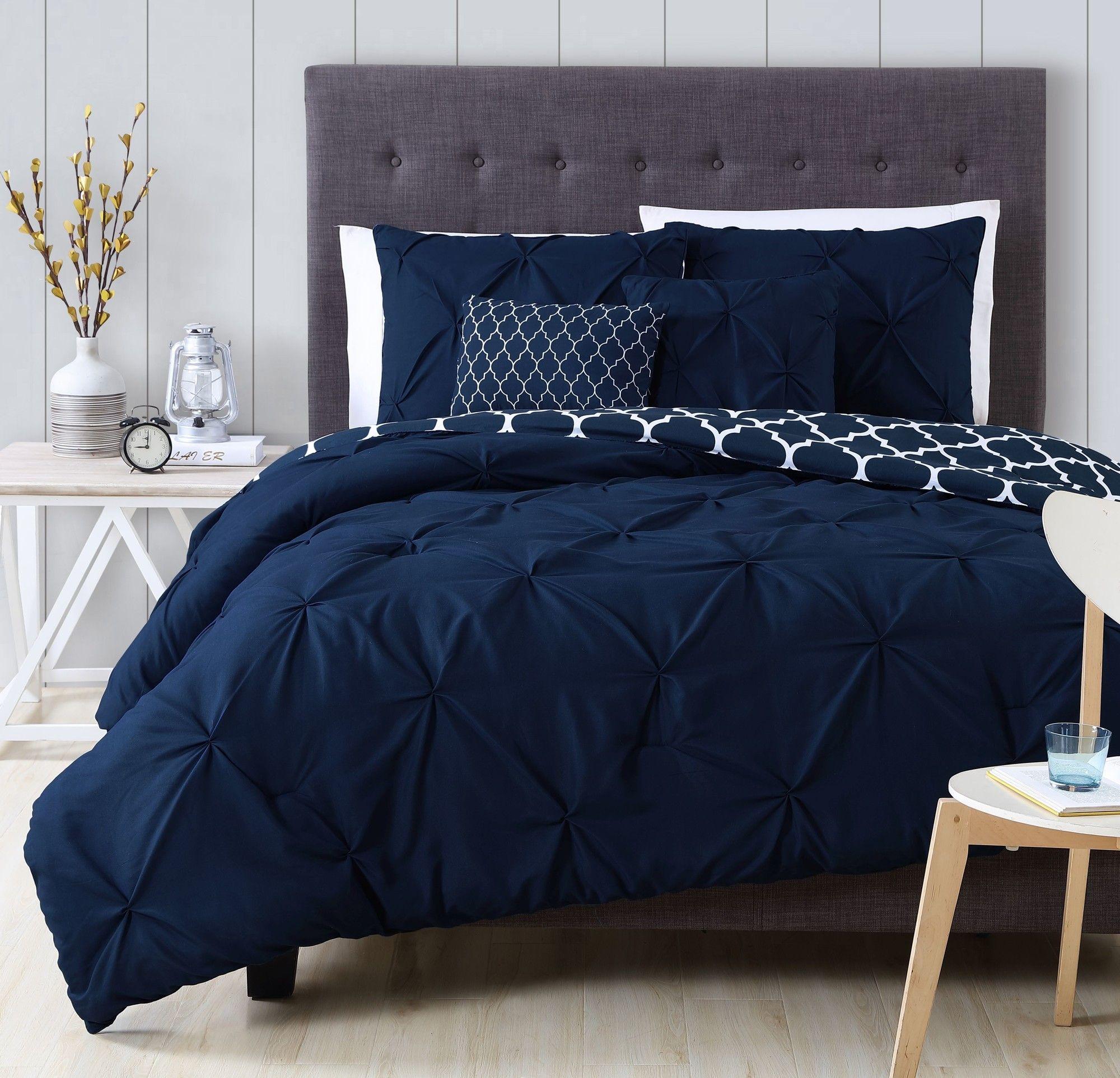 Best Geneva Home Madrid 5 Piece Comforter Set Allmodern 400 x 300