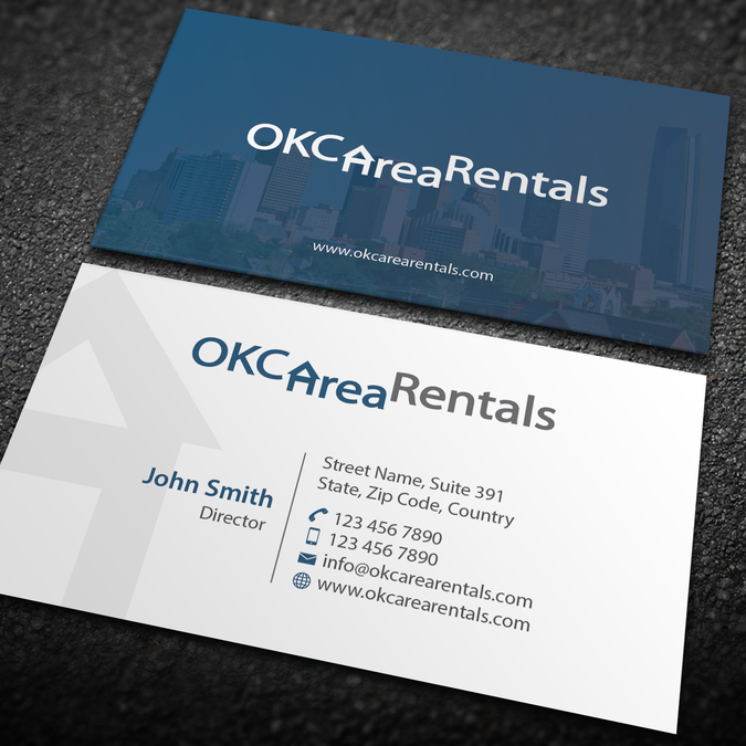We buy houses in okc the young professional married team edition we buy houses in okc the young professional married team edition of business cards by an designer colourmoves