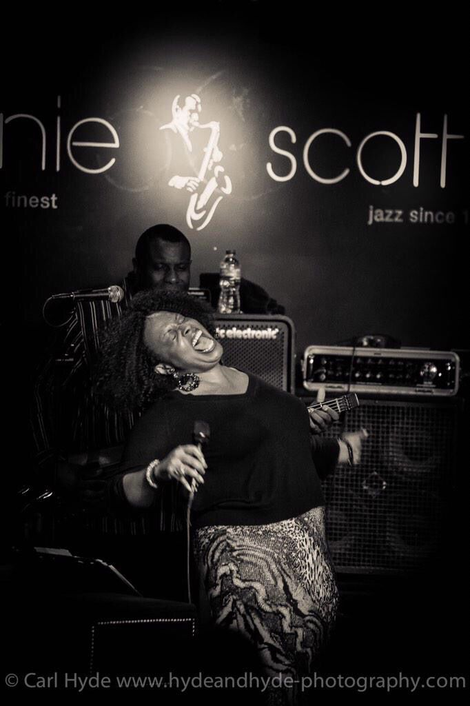 Dianne Reeves at Ronnie Scott's London