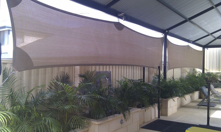 Privacy Screens Perth Sail Shades Amp Umbrellas Outdoor