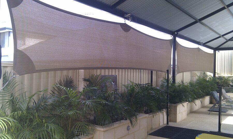 Privacy Screens Perth Sail Shades Amp Umbrellas Outdoor