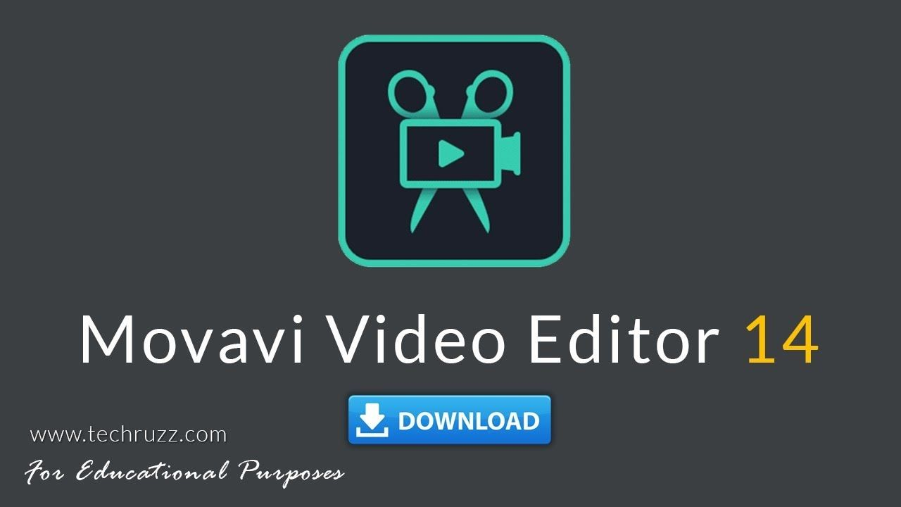 How To Download and Install Movavi Video Editor 14 For