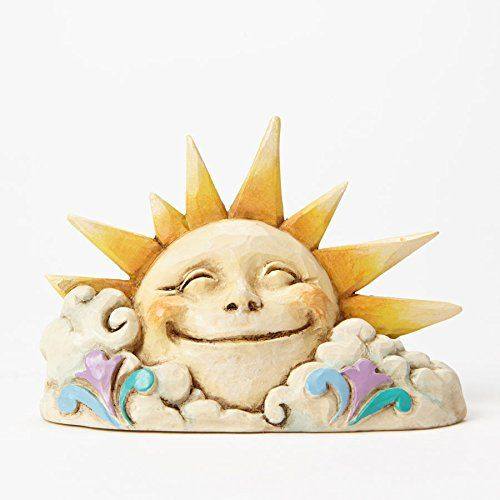 "Jim Shore for Enesco Heartwood Creek 2.5"" Sunshine Figurine, Mini Jim Shore for Enesco http://www.amazon.com/dp/B00RVIOK0K/ref=cm_sw_r_pi_dp_7Db.wb1BGAHVV"
