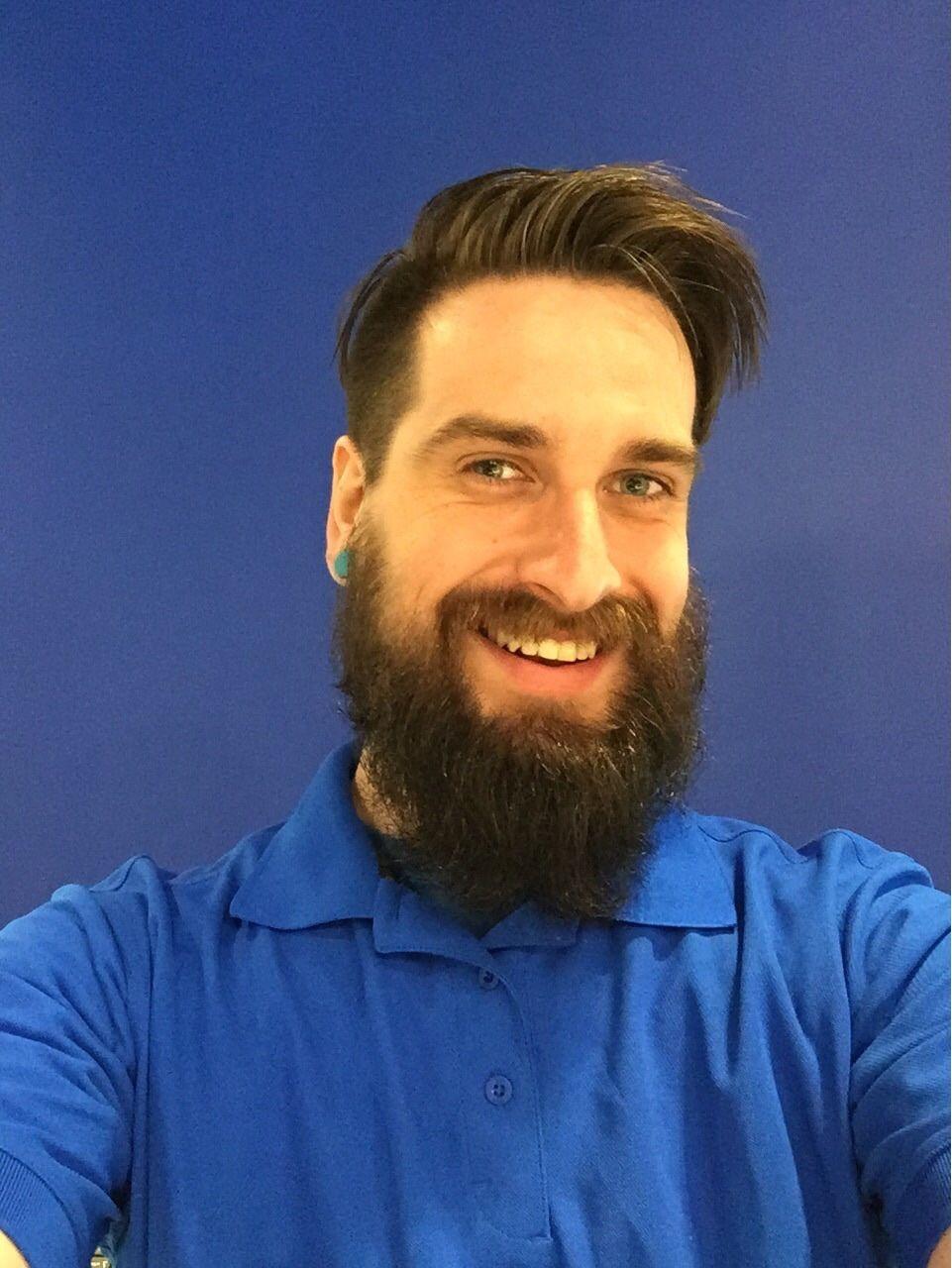 Men haircuts names bigbadbeards u bearditorium zak  beards  pinterest