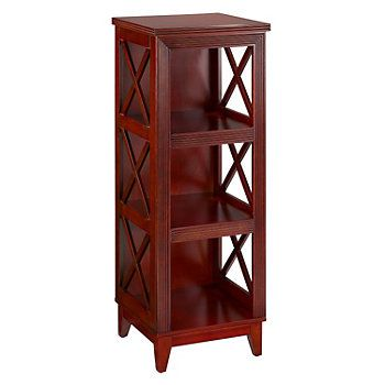 Bombay Chelsea 3 Shelf Bookcase
