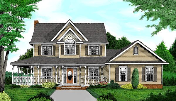 Elevation of Plan ID: 27604 | HOUSE PLANS | Pinterest | House ... on eastlake design homes, stevenson design homes, victorian design homes, cordova design homes, italianate design homes, famous colonial american homes, ne portland tudor homes, english revival style homes, american architectural styles of homes, queen of the home, stick style homes, victorian style homes,