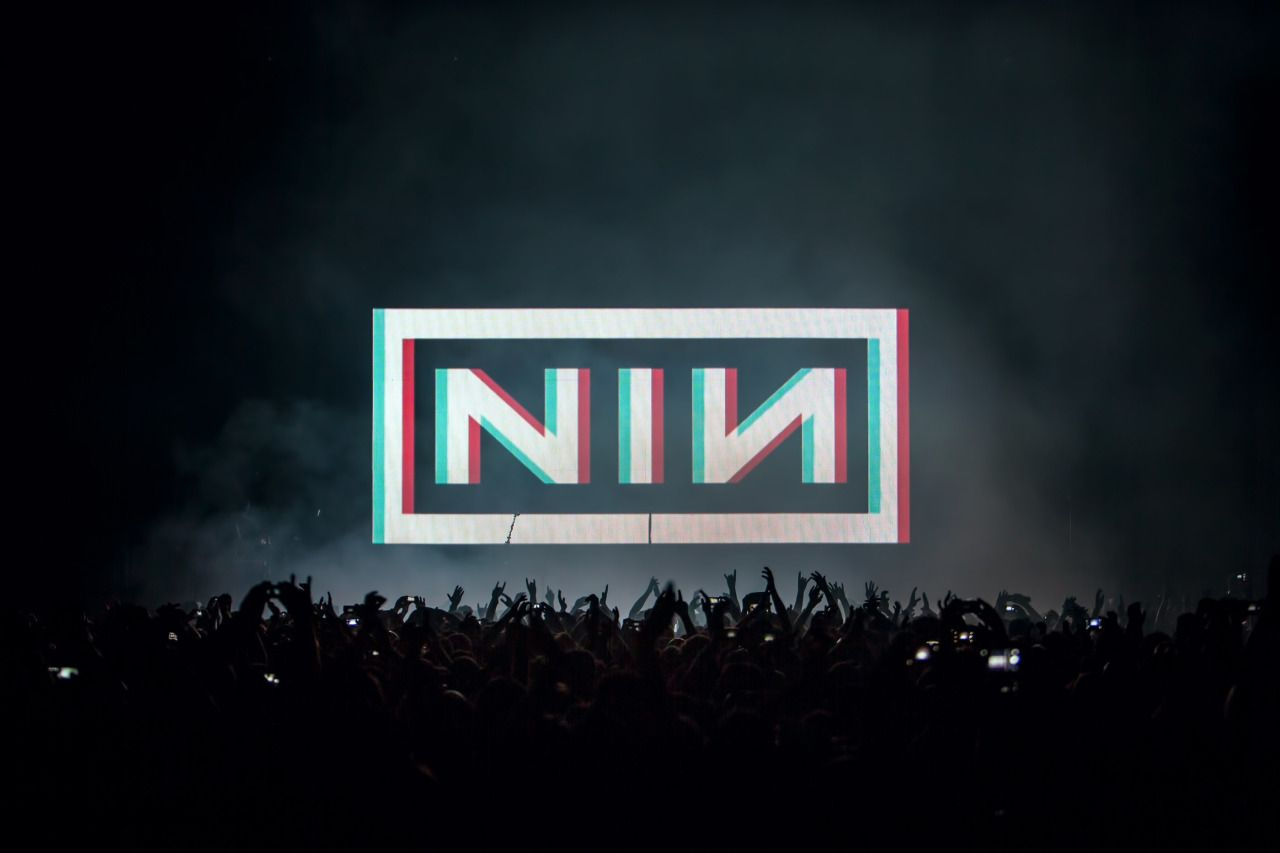 Nine Inch Nails live, May/June 2014. We\'ve just finished the Europe ...
