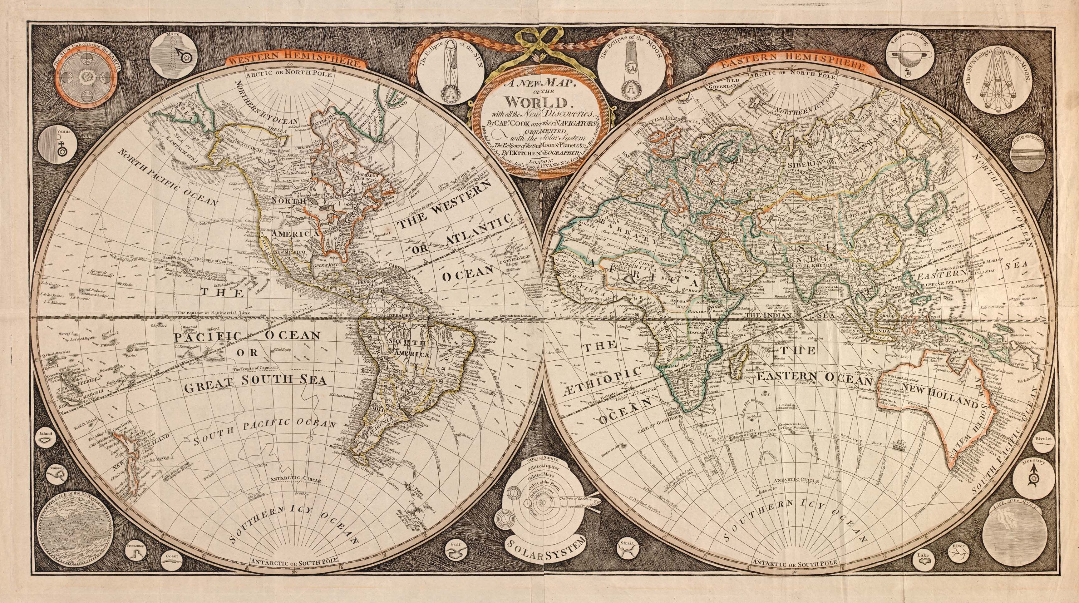 WorldMap1799jpg 34561931 Maps Pinterest Map globe and