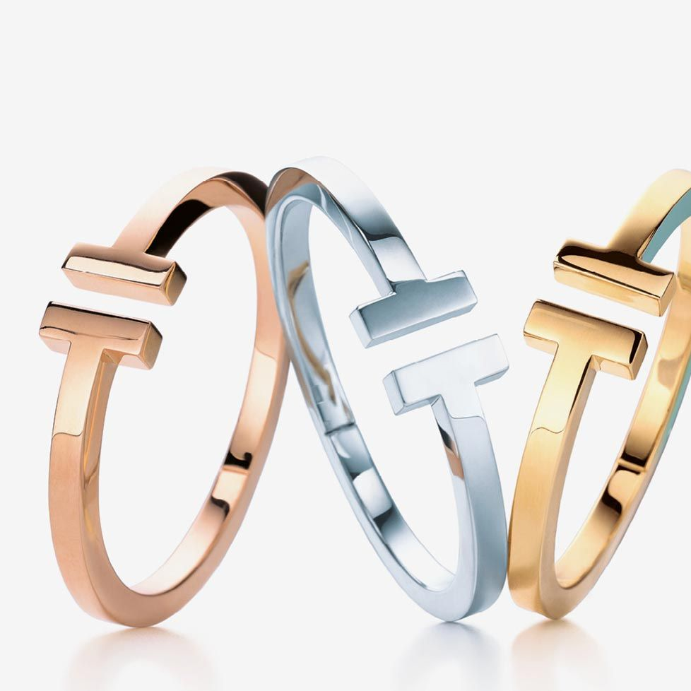 Bracelets | Tiffany & Co. T for Taryn why do they not make a G lol ...