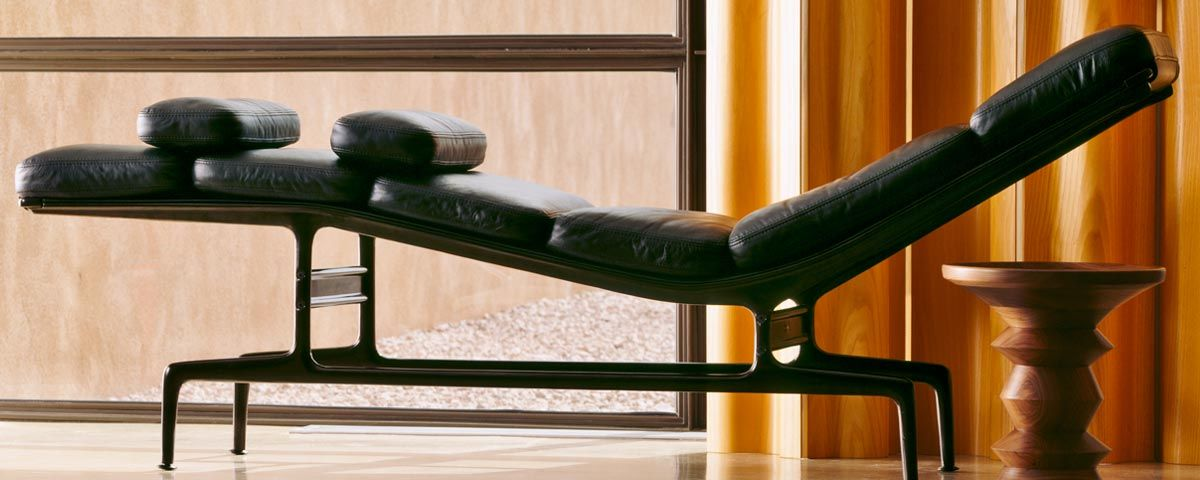 Eames Chaise - Bedroom Seating - Herman Miller