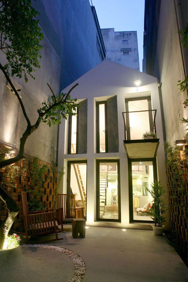 Maison T in Vietnam verfügt über eine Schöne und Einzigartige ...