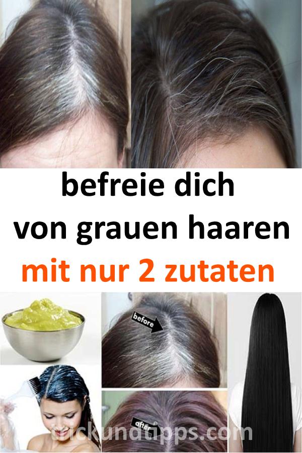 Befreie Dich Von Grauen Haaren Mit Nur 2 Zutaten Gesundheit Heilmittel Tipps Hausmittel Discover Beauty Beauty Hacks Workout Hairstyles