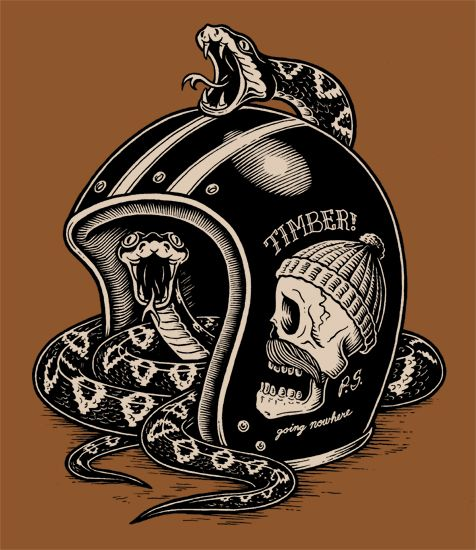 TIMBER! t-shirts