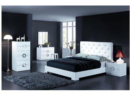 13 camas de matrimonio modernas y baratas las querr s for Habitaciones matrimonio modernas baratas