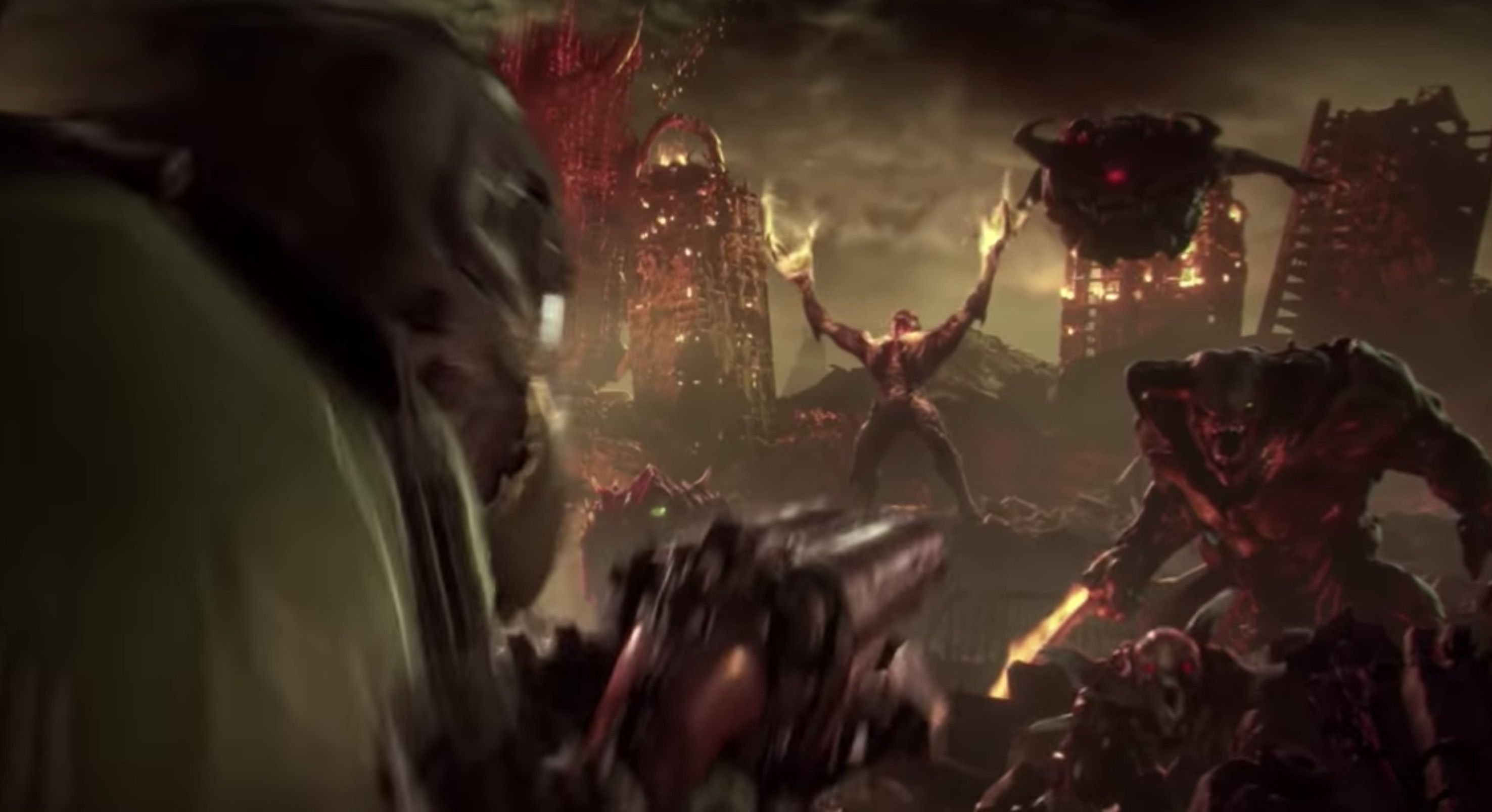 Doom Eternal Pc System Requirements And Unlock Times Revealed Pc